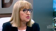 БОМБА В ЕФИР! Цачева бясна след бягството от затвора! Гняв обзел правосъдния министър, когато изгледала 2-минутното видео - оставката й е в джоба (ОБНОВЕНА)