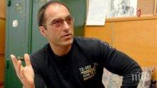 ГОРЕЩА ТЕМА! Рецидивист ослепил Владимир Пелов в затвора в Пловдив