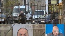 ЕКСКЛУЗИВНО В ПИК! Смразяващи подробности: Кръвожадният Пелов опрял пистолет в слепоочието на охранител