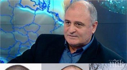 САМО В ПИК! Експертът по сигурността проф. Николай Радулов с горещ коментар пред медията ни за избягалите затворници и къде може да се намират