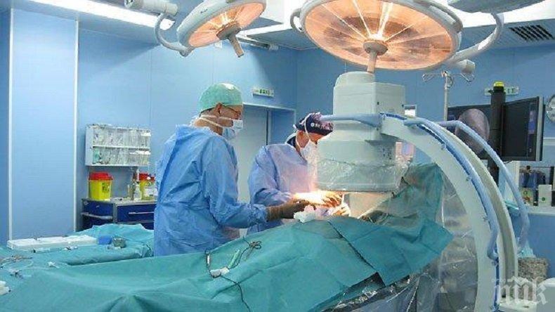 БОРБА ЗА ЖИВОТ! Нова донорска ситуация в Александровска болница