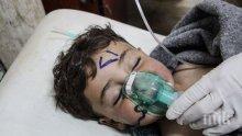 Русия каза тежката си дума за химическата атака над Сирия