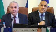 ЕКСКЛУЗИВНО! Проф. Герджиков с горещ коментар за Борисов и идват ли избори