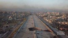"""Властите в Турция """"подозират силно"""" режима на Башар Асад за химическата атака в Източна Гута"""