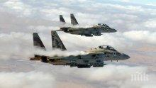 Сирия обвини САЩ и Израел за нападението над въздушната база в Хомс