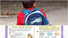 КРАЙ НА ТЕЖКИТЕ РАНИЦИ! Учениците до 7 клас вече с електронни учебници