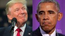 Доналд Тръмп обвини Барак Обама за недостатъчна твърдост по въпросите около Сирия