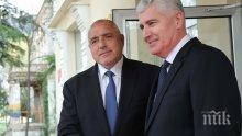 Премиерът Борисов ще открие Международния икономически панаир в Мостар