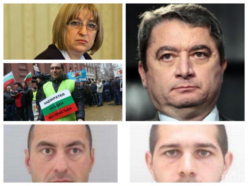 САМО В ПИК TV! Бившият вътрешен министър Емануил Йорданов с разтърсващи разкрития за избягалите опасни рецидивисти и кризата в затворите (ОБНОВЕНА)