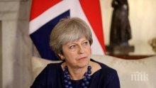 Тереза Мей направи връзка между ударите в Сирия и инцидента в Солсбъри