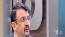 Настимир Ананиев за войната по пътищата: Държавата трябва час по-скоро влезе в ролята на санкциониращ