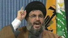 """От """"Хизбулла"""" убедени, че ударите по Сирия """"няма да постигнат целите си"""""""