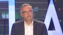 Антон Кутев: Пазарът за оръжие у нас очевидно е по-голям от пазара за шапки