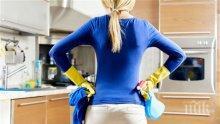 Бърсането на прах може да стане и по мързелив начин. Вижте!