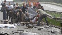 Гневът срещу Нова за трагедията край Вакарел е лицемерие. Репортерът заслужава награда
