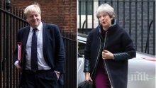 """46 процента от британците одобряват реакцията на Тереза Мей по случая """"Скрипал"""""""