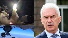 ПЪРВО В ПИК! Волен Сидеров с тежък коментар за ударите в Сирия