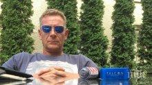 """Юлиан Вергов очаква """"Аскеер"""" за ролята си в """"NеоДачници"""""""