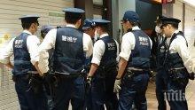 Над 1200 японски полицаи издирват избягал от затвора крадец