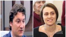 САГАТА ПРОДЪЛЖАВА! Гинка Върбакова на разпит пред депутатите