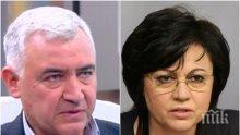 ЧЕРВЕНА ВОЙНА! Социалист разби Корнелия Нинова! БСП влязла в капан заради ЧЕЗ