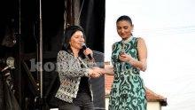 Софи Маринова разтресе Гложене за Деня на ромите