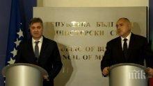 ПЪРВО В ПИК TV! Бойко Борисов и Денис Звиздич с първи думи след срещата (ОБНОВЕНА)
