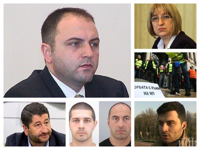 САМО В ПИК TV! Бившият правосъден министър Антон Станков със сензационни разкрития за екстрадицията на Желяз и политическата дейност на магистратите (ОБНОВЕНА)