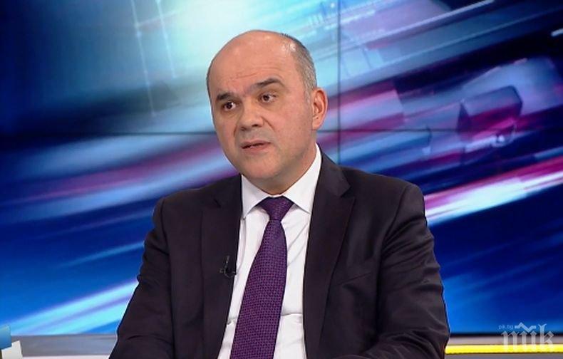 Социалният министър Бисер Петков: Електронната здравна карта е едно от решенията за намаляване на корупцията