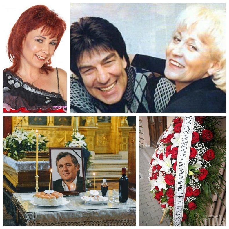 """СКАНДАЛ! """"Тоника"""" на война край ковчега на Тончо Русев! Ева иска мир от Милица"""