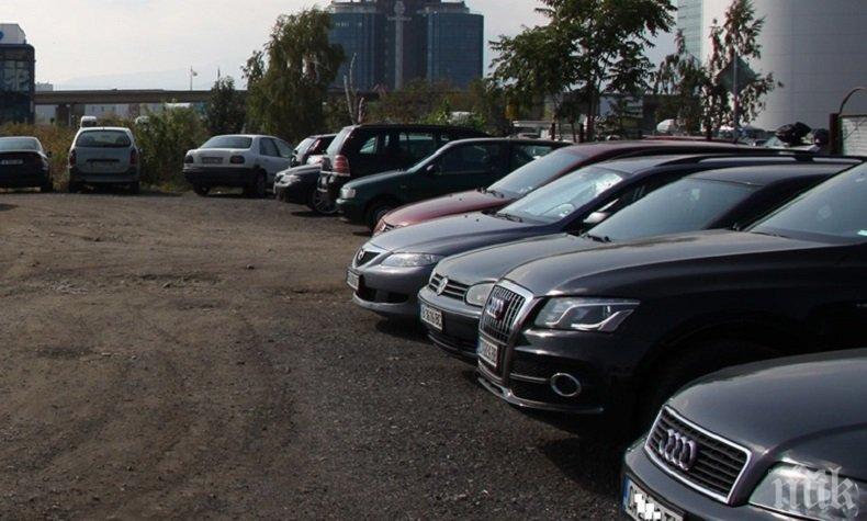 Дъмпинг! Частни паркинги подбиват цената в Синя зона в София