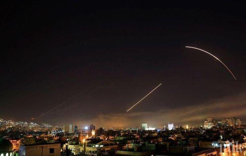 Албания и Косово подкрепиха въздушните удари в Сирия