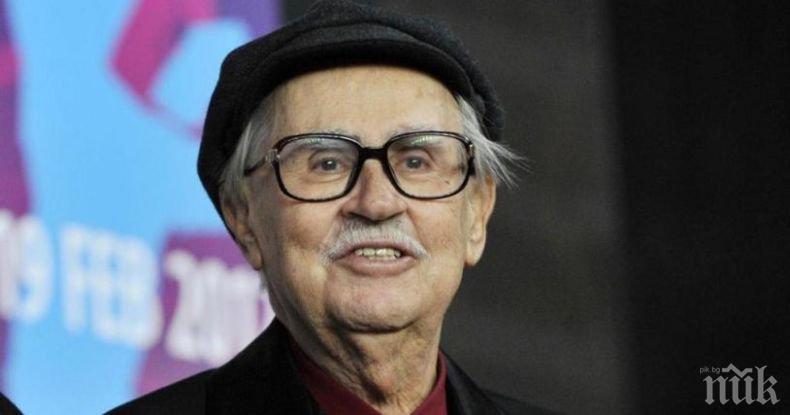 Почина италианският кинодеец Виторио Тавиани