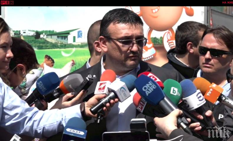 ИЗВЪНРЕДНО В ПИК TV! Главният секретар на МВР Младен Маринов: Имаме данни, че лека кола е засякла автобуса! (ОБНОВЕНА)