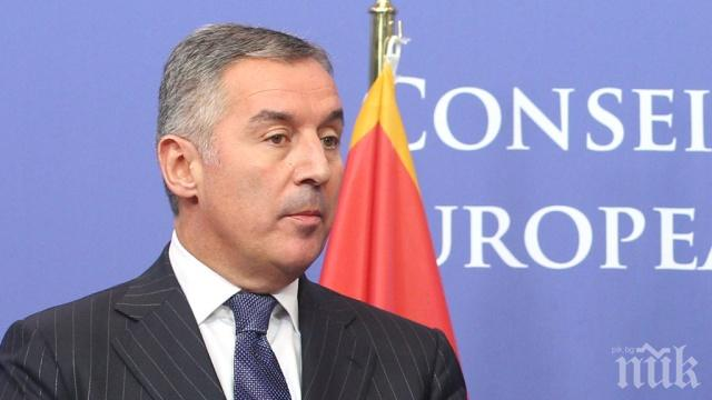 Джуканович печели изборите в Черна гора