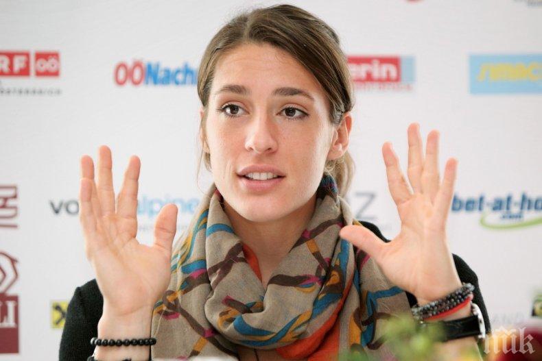 Провокативна тенисистка се оплака за секса