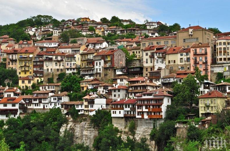 Ремонти променят движението във Велико Търново