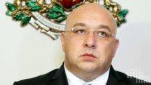 Спортният министър Красен Кралев с остра реакция срещу вандалите на футболните мачове