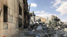 Ирак удари позиции на ИДИЛ в Сирия