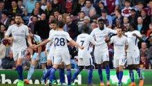 Челси запази надежди за Шампионската лига