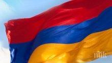 Най-малко 10 хил. души протестират в Ереван срещу новия министър-председател на Армения