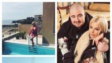 ВИП ДО ВИП! Светлана и Гущеров станаха комшии на Плевнелиев в Гърция (СНИМКИ)