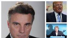 САМО В ПИК TV! Проф. Иво Христов със спешен коментар за позициите на президента Радев и опасността от световна война (ОБНОВЕНА)