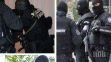 Враца обсадена! Затвориха изходите на града, ГДБОП и жандармерията арестуваха трима