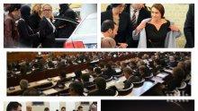 """ИЗВЪНРЕДНО В ПИК TV! Скандали взривяват парламента в първия ден на новата сесия! Ударите в Сирия и арестът на кметицата на """"Младост"""" в центъра на сблъсъците (ОБНОВЕНА)"""