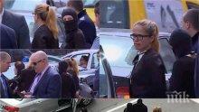 """ИЗВЪНРЕДНО В ПИК TV! Линейка хвърчи за арестуваната кметица на """"Младост"""", прилоша й! Шефът на Спецпрокуратурата дойде на място (СНИМКИ/ОБНОВЕНА)"""