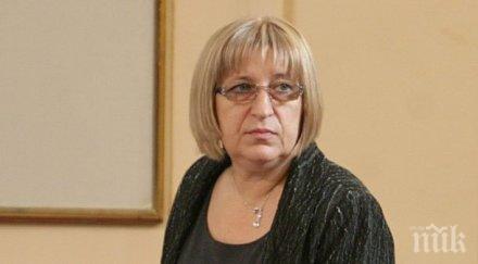 Цачева споделя мнението на Цацаров за опасните затворници