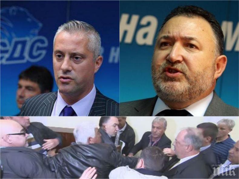 ПЪРВО В ПИК! Ето го сценария на Кабаиванов за свалянето на Лукарски от СДС - опозицията подготвила пуча (ДОКУМЕНТИ)