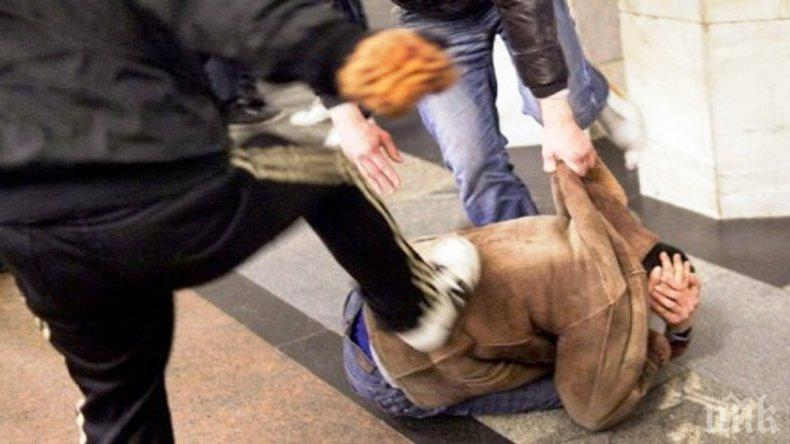 Пребиха и ограбиха мъж в Пловдив