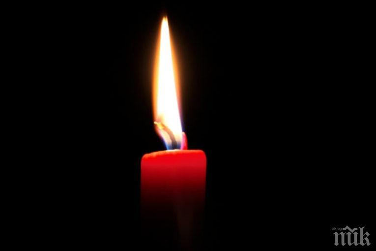 СКРЪБНА ВЕСТ! Внезапно почина журналистът Георги Вучев